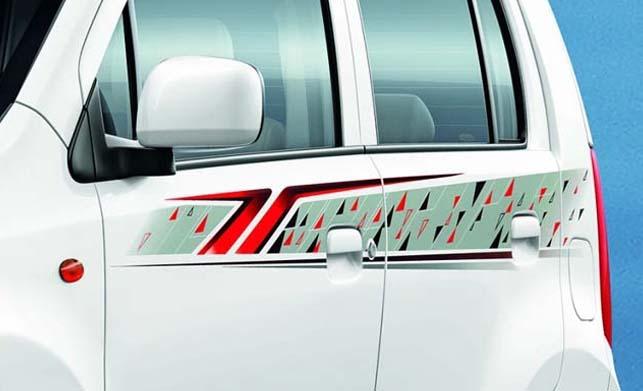 Maruti Suzuki Wagon R Exterior