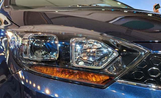 2018 Tata Tigor Facelift Front View