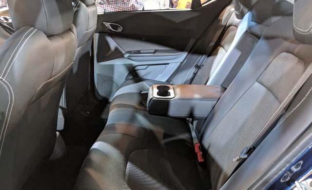 2018 Tata Tigor Facelift Seating