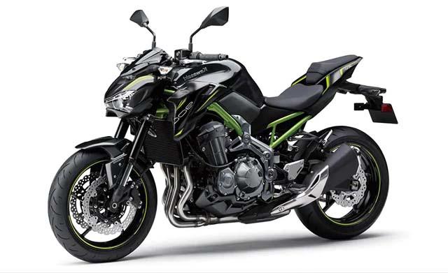2019 Kawasaki Z900 peformance