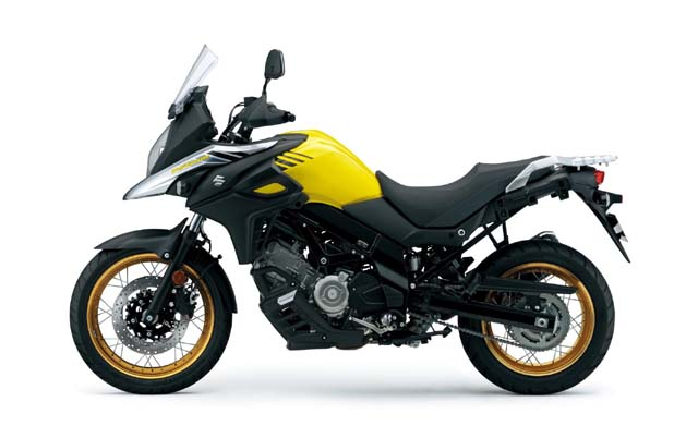 Suzuki V-Strom 650XT ABS Side1