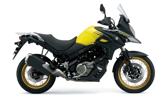 Suzuki V-Strom 650XT ABS Side