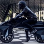 3D-printed motorcycle