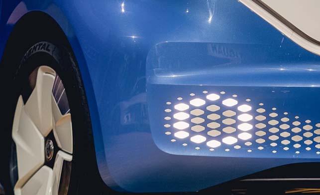 Volkswagen ID Buzz Cargo Luxury Cars