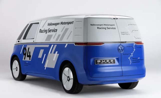 Volkswagen ID Buzz Cargo Concept Image Gallery