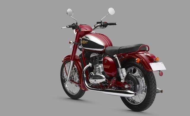 Jawa 300 India