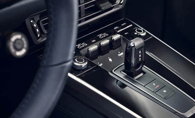 Porsche 911 Car Interior Image