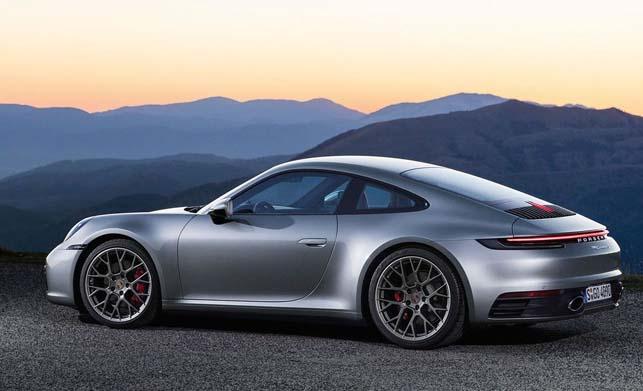 Porsche 911 Car Photos