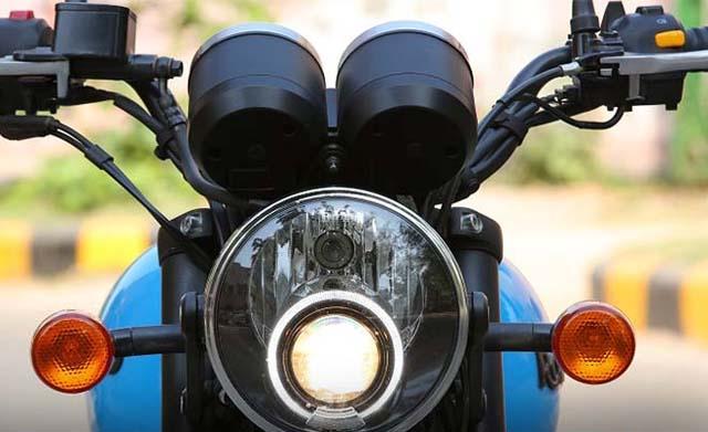Royal Enfield Thunderbird 500X Headlight