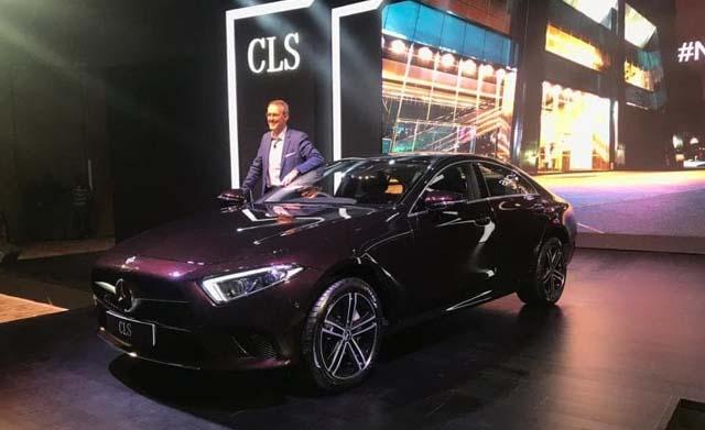 New Mercedes-Benz CLS