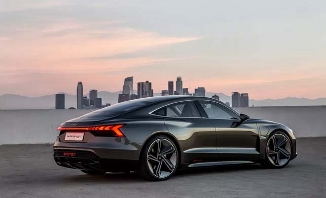 Audi e-tron gt Concept New Model Cars
