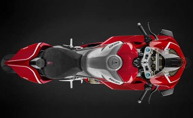 Ducati bikes in India