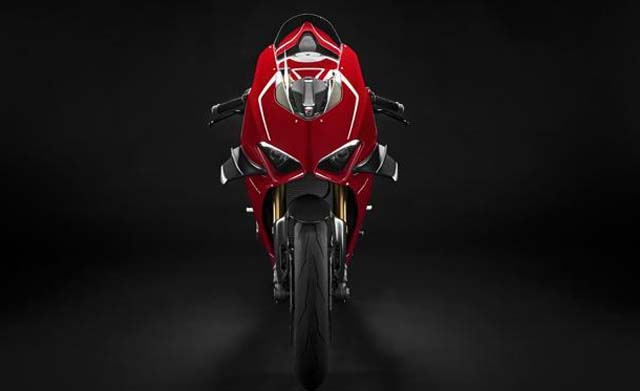 Ducati Panigale V4 R Front View