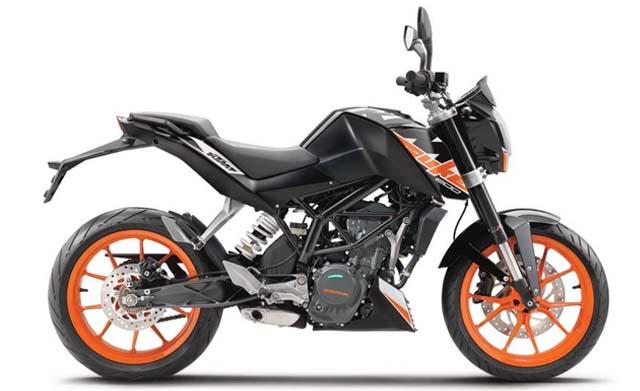 KTM 200 Duke ABS Bike