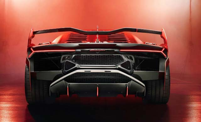 lamborghini sc18 alston rear