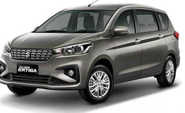All-new Maruti Ertiga
