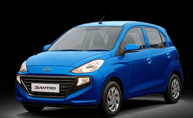 2018 Hyundai Santro Bookings