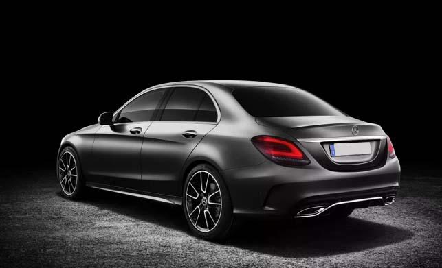 Mercedes C200 Progressive Variants