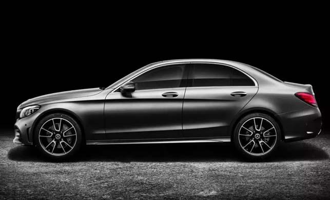 Mercedes C200 Progressive Specifiations