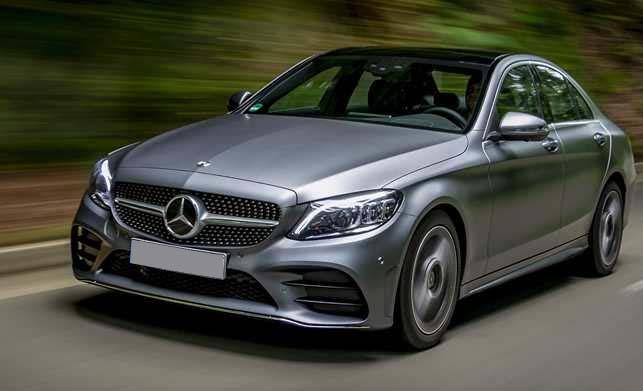 Mercedes C200 Progressive Launched