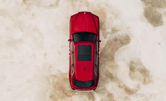 2018 Rolls Royce Cullinan Car look