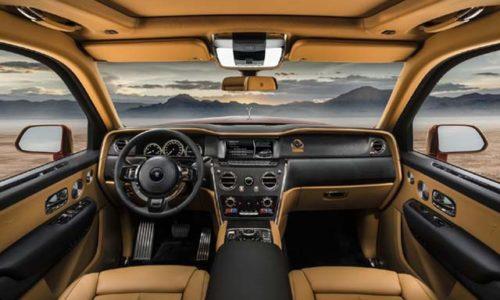 2018 Rolls Royce Cullinan 9