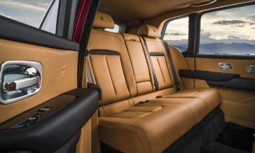 2018 Rolls Royce Cullinan 8