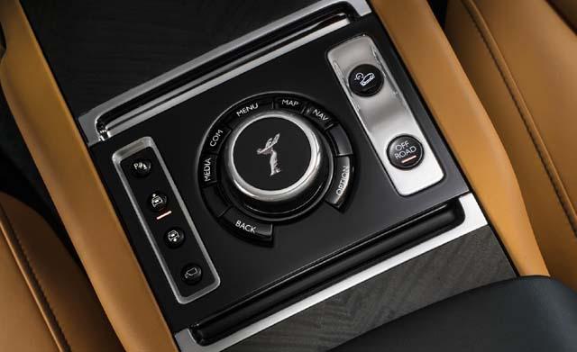 2018 Rolls Royce Cullinan Car Gallery