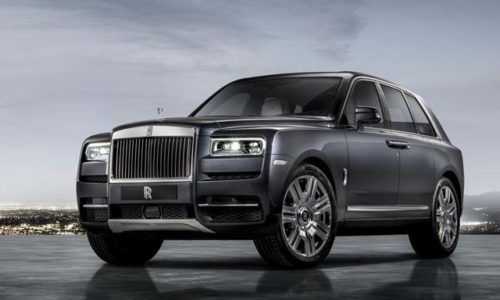 2018 Rolls Royce Cullinan Gallery