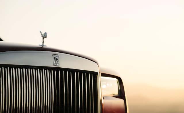 2018 Rolls Royce Cullinan Luxury Car Photos