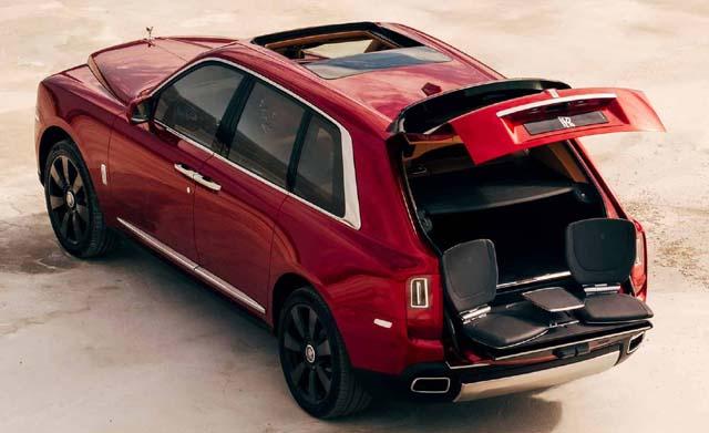 2018 Rolls Royce Cullinan 3