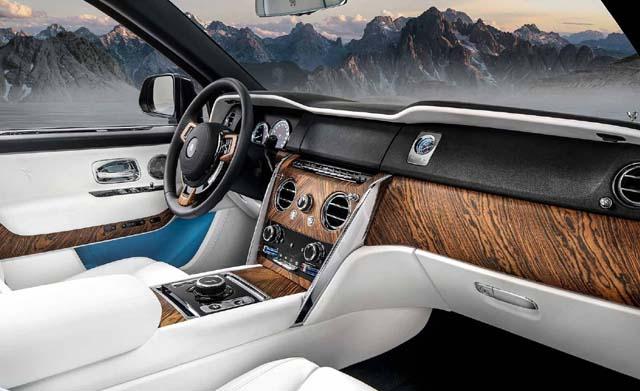 2018 Rolls Royce Cullinan Cars in India