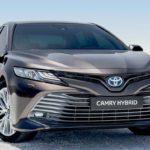 2019 Toyota Camry hybrid India launch