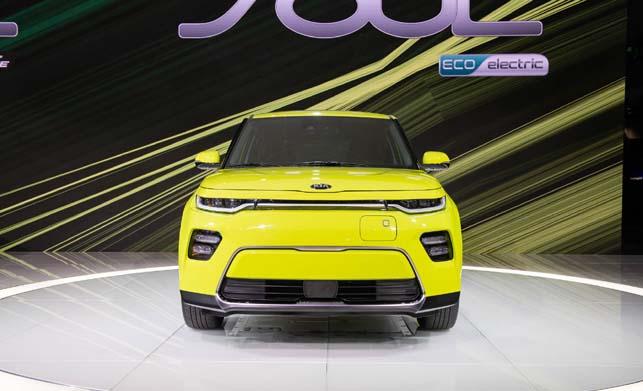 Kia Soul SUVs