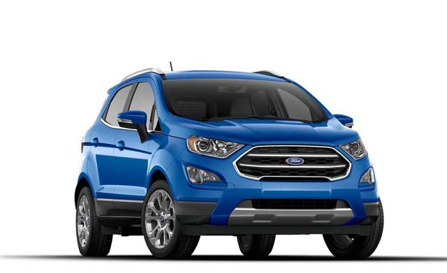 Ford India Discounts