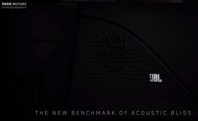 State-of-the-art JBL Sound System