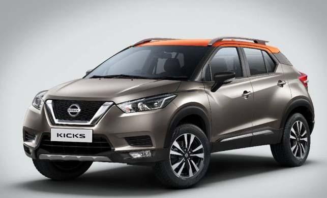 2019 Nissan Kicks SUV bookings