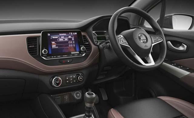 Nissan Kicks specifications