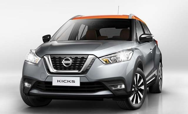 Nissan Kicks SUV features