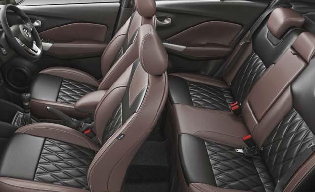 Nissan Kicks details