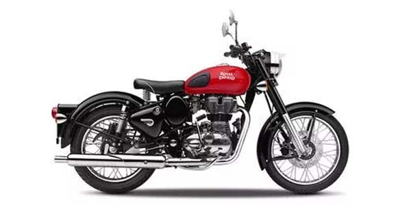 Royal Enfield Classic 350 Redditch On Road Price in Chennai