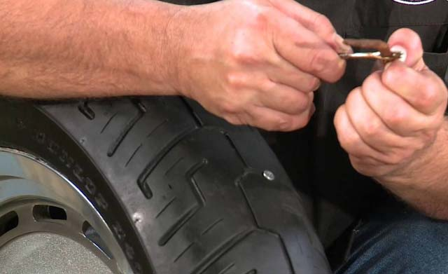 Inspect Tires