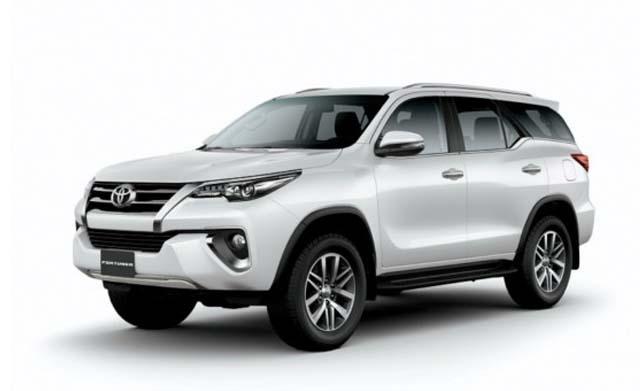 Toyota India Discounts December 2018
