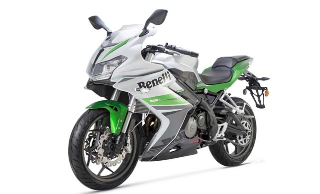 Benelli bikes relaunched
