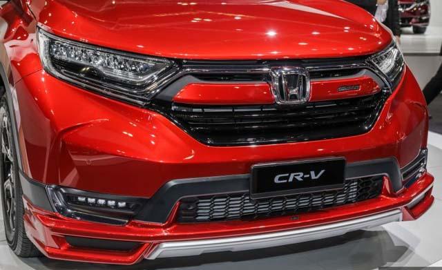 Honda CR-V Mugen Bannot