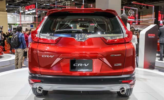 Honda CR-V Mugen Rear
