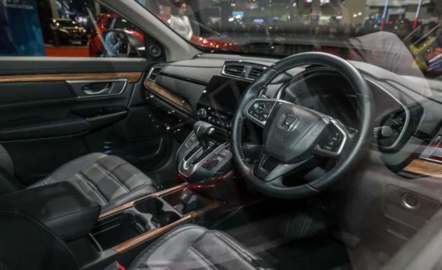 Honda CR-V Mugen Steering