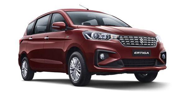 Maruti Ertiga On Road Price in Chennai Tamil Nadu India