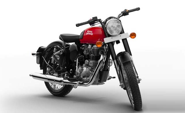 Royal Enfield Classic 350 Redditch variants