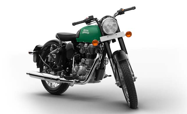 Royal Enfield Classic 350 Redditch price